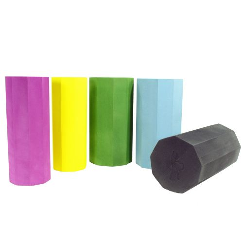 Hexagonal EVA Massage Foam Roller