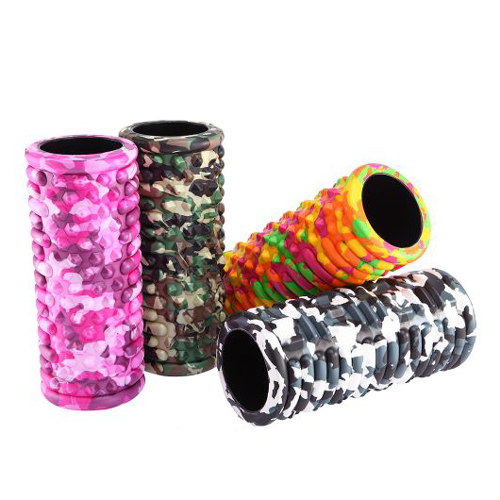 Camouflage Hollow Foam Roller
